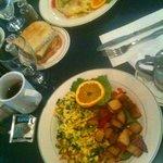 egg substitue omelet