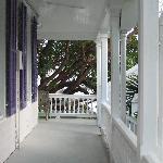 Room 21 porch