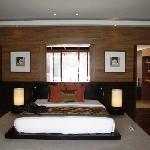 ocean villa room