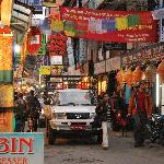 Love the bustle of Thamel