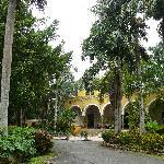 La hacienda Chichen Itza