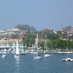 Ville et port de Burlington