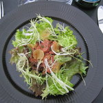 Beef tatar, Danish veal