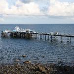 Llandudno's pier