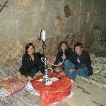 tenda dei beduini fantastica