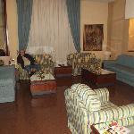 Hotel Soperga Sitting area