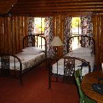 Cabin, Betten