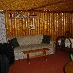 Cabin, innen