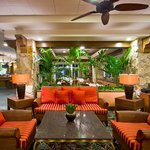 Holiday Inn Coral Gables Restaurant Lobby Area