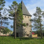 Castle Ruins at Kryvche