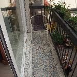 Balcone Tripla