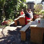 Essence outdoor area