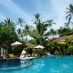 Pool at Grand Thai House