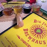 Quality beer and Mexican food at the Big Island Brewery - Tako Taco Taqueria