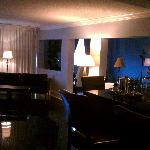 Hammond Executive Suite Social Area