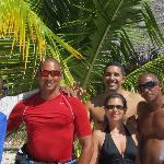 Frank, Ernesto, William, Sergio, Orlando  (Celso had a day off)