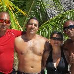 Ernesto, William, Sergio