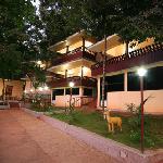 Aruvi Resorts-View at Dusk