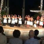 Polynesian Hula Show at The Shops