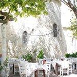 Old Greek church