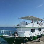 The Bijou boat