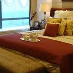 river view bed room