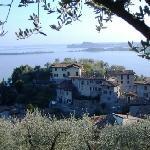 Il borgo di Fasano Sopra
