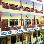 صورة فوتوغرافية لـ Sarvar Guest House