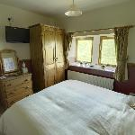 Room 4  with a view of Wadsworth Moor