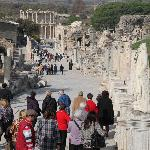 Beautifull City of Ancient Ephesus