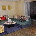 Mafia Suite Living Room