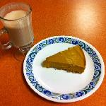Sweet Potatoe Pie and Eggnog (Thanksgiving)