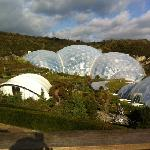 lovely Eden project