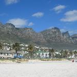 Twelve Aposteles in Cape Town