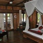 Foto di Kungkungan Bay Resort