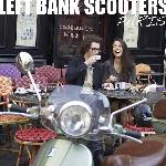 Left Bank Scooters Foto