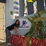 Ingresso Hotel Pacific