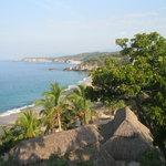 Manzanillera beach