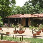 Casa onde Gandhi morou