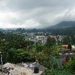 View on Nuwara Eliya