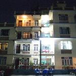 Hotel  & Ground
