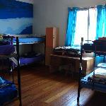 dormitorio de 8 camas...