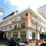 The hotel Rio