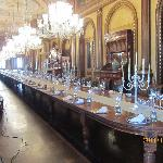 world's longest banquet table in all its glory