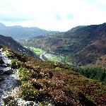 Mawddach Valley from Precipice