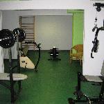 La salle de remise en forme
