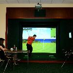 Indoor Golf - Full Swing