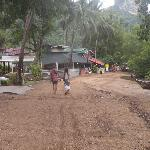 le strade a Railay