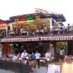 sunset restaurant hisaronu village