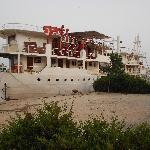 le bateau  de croisiere